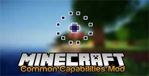 Common Capabilities Mod 1.15.2/1.14.4/1.12.2