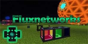 Flux Networks Mod 1.16.3/1.15.2/1.12.2