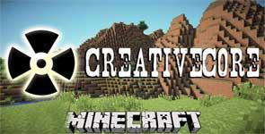 CreativeCore Mod 1.16.5/1.15.2/1.12.2
