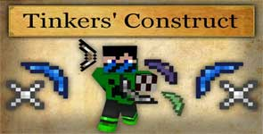 Tinkers Construct Mod 1.12.2/1.11.2/1.10.2