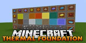 Thermal Foundation Mod 1.12.2/1.11.2/1.10.2