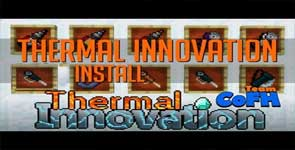 Thermal Innovation Mod 1.16.4/1.15.2/1.12.2