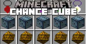 Chance Cubes Mod 1.15.2/1.14.4/1.12.2