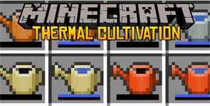 Thermal Cultivation Mod 1.16.4/1.15.2/1.12.2