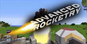 Advanced Rocketry Mod 1.12.2/1.10.2/1.7.10