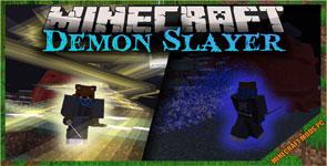 DoktorBlock's Demon Slayer Mod 1.12.2
