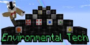 Environmental Tech Mod 1.16.5/1.12.2/1.10.2