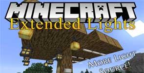 Extended Lights Mod 1.16.4/1.15.2/1.14.4
