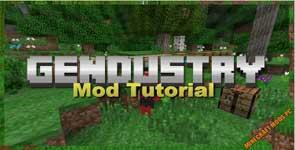 Gendustry Mod 1.12.2/1.11.2/1.10.2