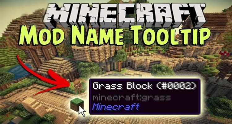 Mod Name Tooltip