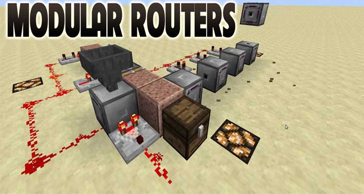Modular Routers