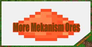 More Mekanism Ores Mod 1.15.2