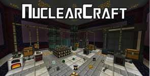 NuclearCraft Mod 1.12.2/1.11.2/1.7.10