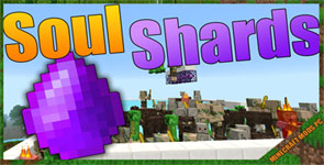 Soul Shards Respawn Mod 1.15.2/1.14.4/1.12.2