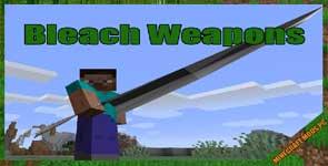 Bleach Weapons Mod 1.15.2