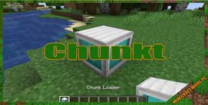 Chunkt Mod 1.15.2/1.14.4/1.12.2