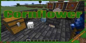 Cornflower Mod 1.15.2