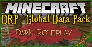 DRP – Global Data Pack Mod 1.16.3/1.15.2/1.14.4