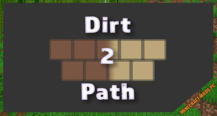 Dirt2Path [FORGE]