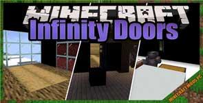 Doors of Infinity Mod 1.16.3/1.15.2