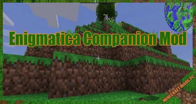 Enigmatica Companion Mod