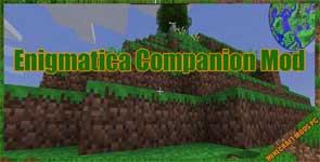Enigmatica Companion Mod 1.16.4/1.16.1/1.15.2