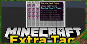 Extra Tags Mod 1.16.3/1.15.2