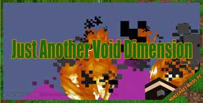 Just Another Void Dimension Mod 1.16.4/1.16.3/1.15.2