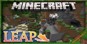 Leap Mod 1.16.5/1.15.2/1.14.4