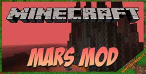 [FORGE] Mars Mod Reborn Mod 1.15.2/1.14.4