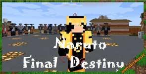 Naruto Final Destiny Mod 1.7.10