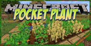 Pocket Plants Mod 1.15.2