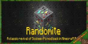 Randomite Classic Mod 1.16.4/1.15.2/1.14.4