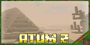 Atum 2: Return to the Sands Mod 1.15.2/1.12.2/1.7.10