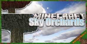 Sky Orchards Mod 1.12.2