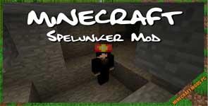 Spelunker's Treasures Mod 1.15.2