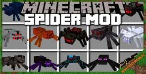 SpiderMod 1.15.2
