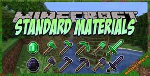 Standard Materials Mod 1.15.2