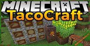 TacoCraft Mod 1.16.4/1.16.1/1.15.2