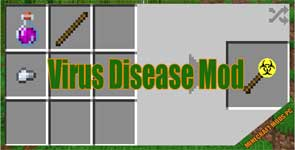 Virus Disease Mod 1.14.4