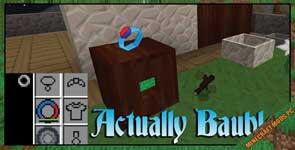 Actually Baubles Mod 1.12.2/1.11.2/1.10.2