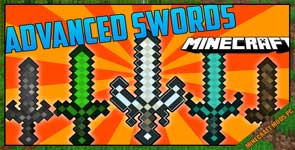Advanced Swords Mod 1.15.2/1.14.4/1.12.2