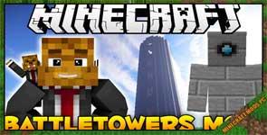AtomicStryker's Battle Towers Mod 1.12.2/1.11.2/1.10.2