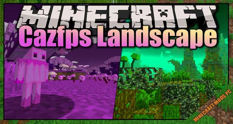 CAZfps landscape