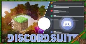 DiscordSuite Mod 1.12.2/1.11.2/1.10.2