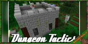 Dungeon Tactics Mod 1.12.2/1.11.2/1.10.2