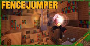 Fence Jumper Mod 1.14.4/1.12.2/1.10.2