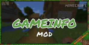 GameInfo Mod 1.16.4/1.15.2