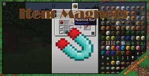 Item Magnets Mod 1.15.2