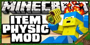 ItemPhysic Full Mod 1.16.5/1.15.2/1.12.2
